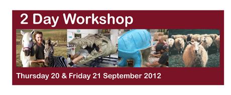 2 Day Workshop logo