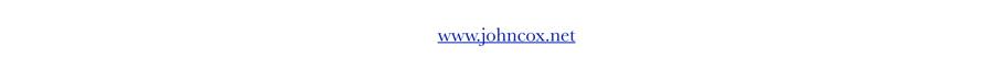 johncox.net