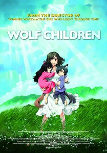 wolf children poster 209x300 Julies Picks GCFF 2013