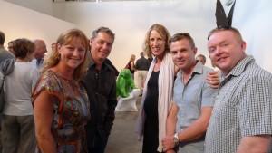 John Cox @ Sculpture 2012