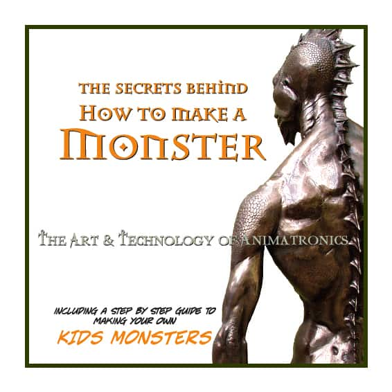 The Secrets Behind How To Make A Monster BOOK