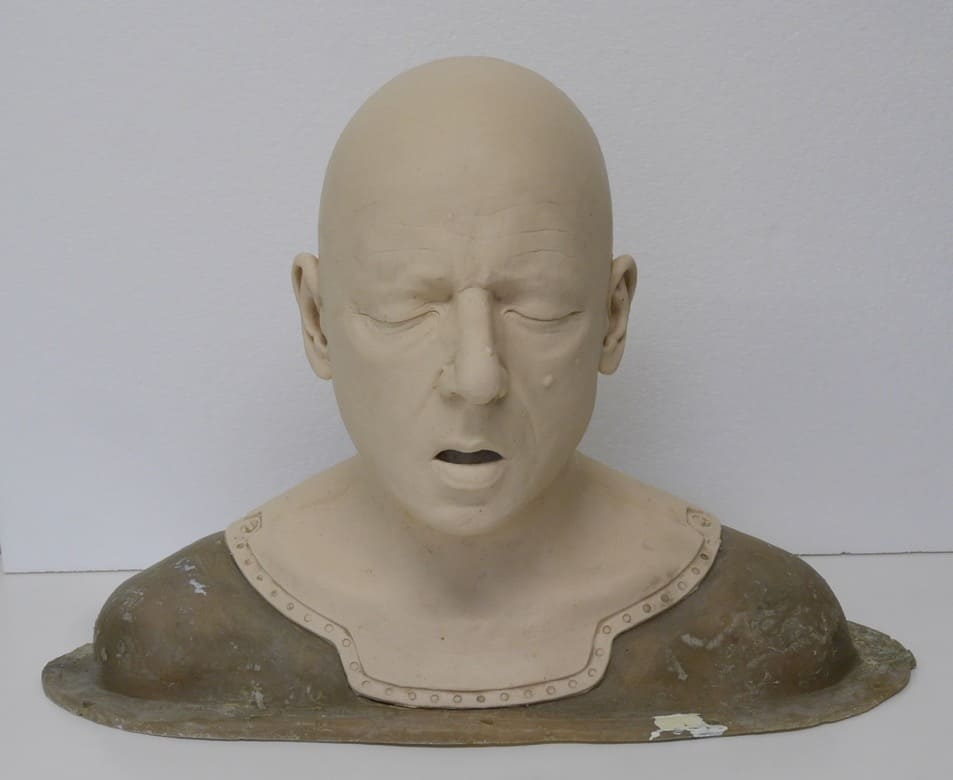 Rowan Atkinson Head Cast