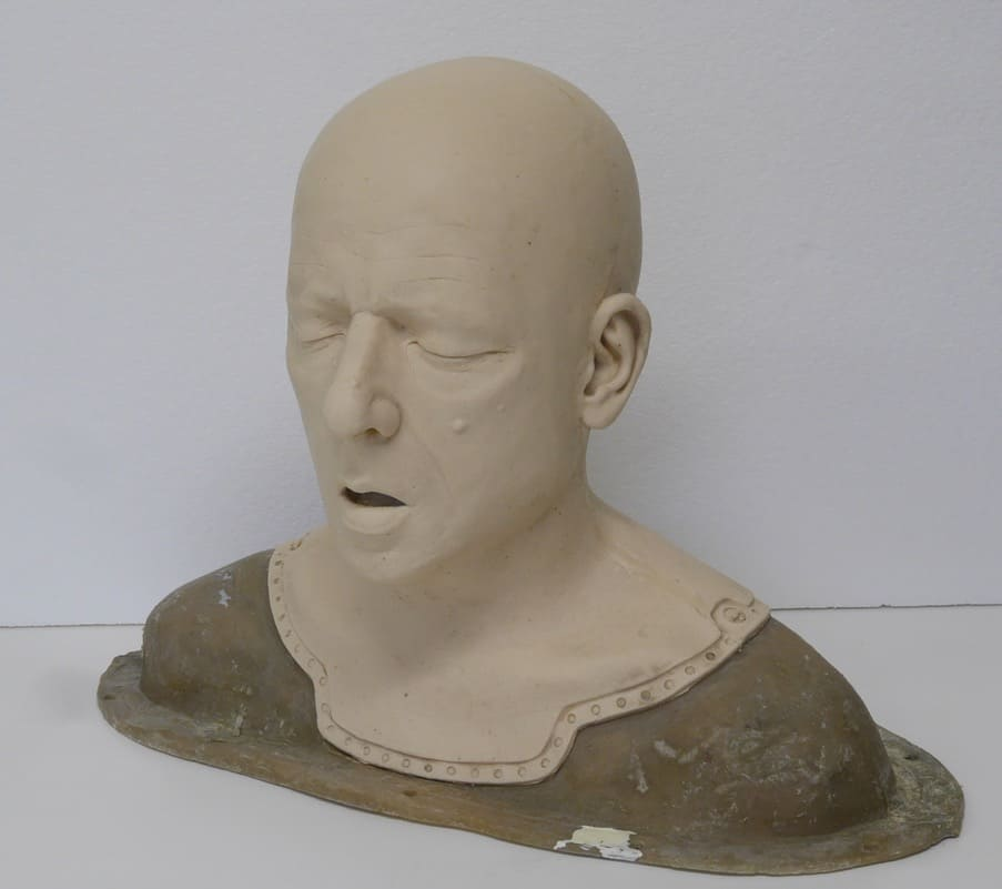 Rowan Atkinson's Head Cast