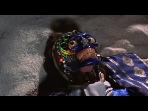 Mr Mondavarious robot reveal