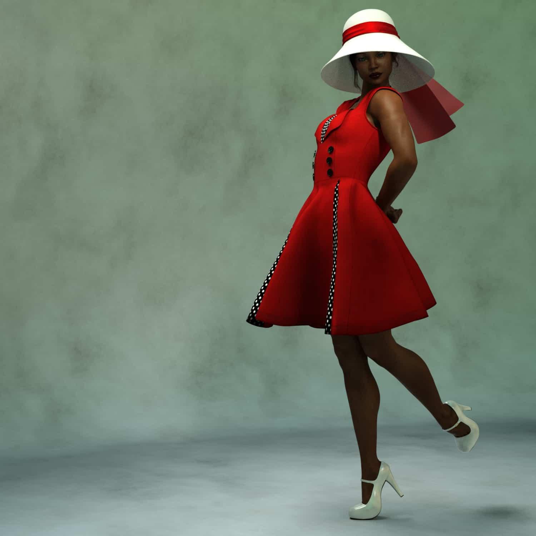 RR outfit 7 - 3D Artwork
